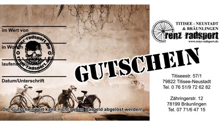 Renz Radsport_Gutschein_Bräunlingen_Titisee-Neustadt